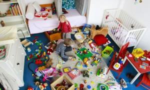 Хранение игрушек в детской комнате — идеи и советы