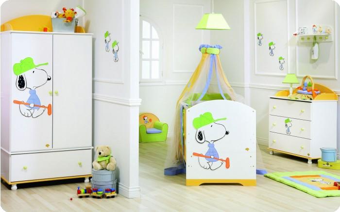детские наклейки на мебель