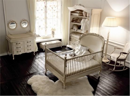 Детская мебель в классическом стиле