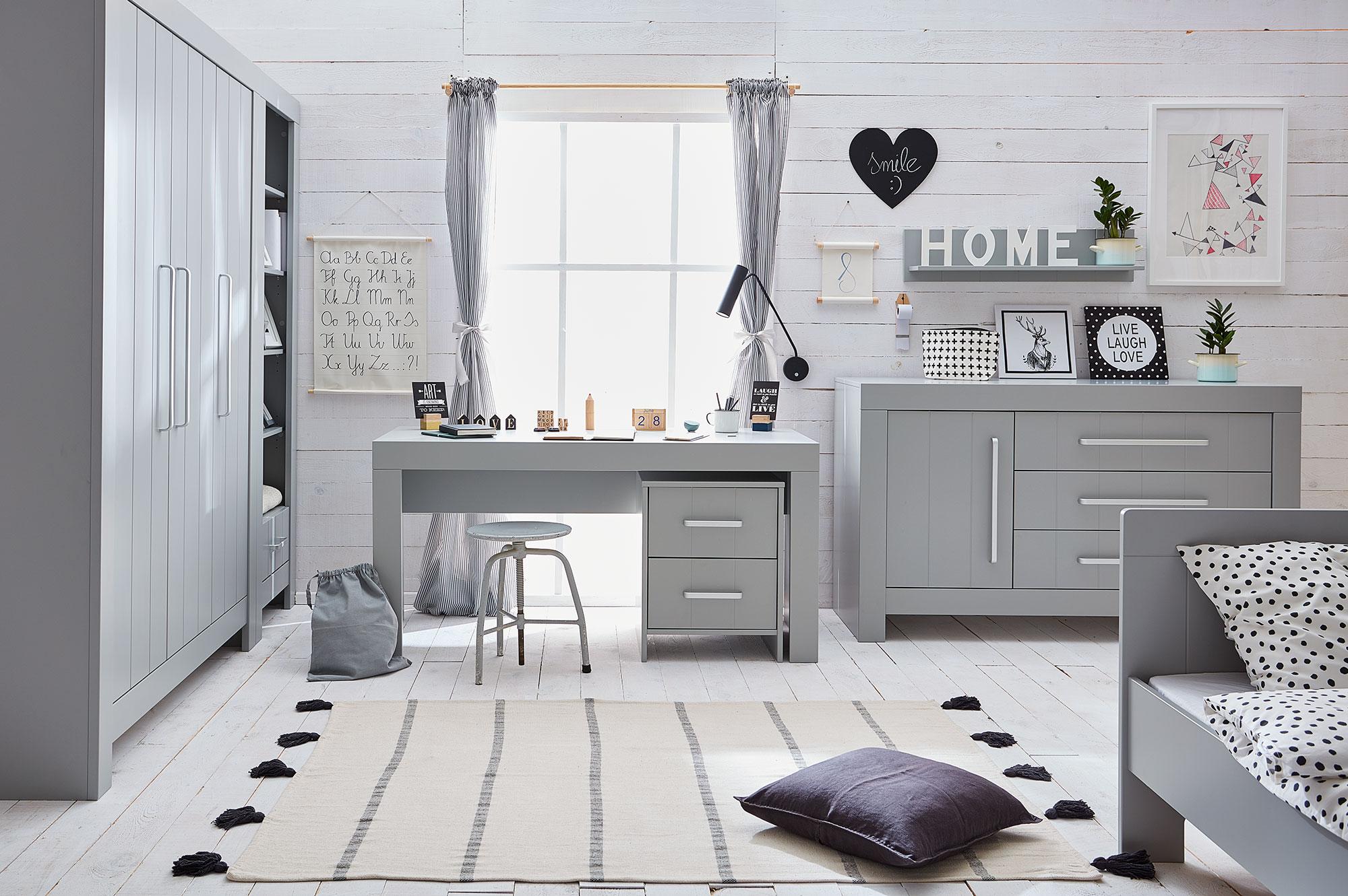 Мебель в серых тонах