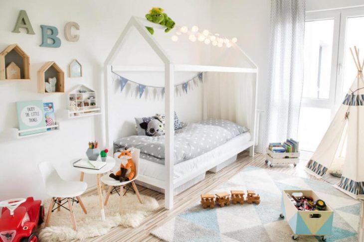 мебель светлая для детей до трёх лет